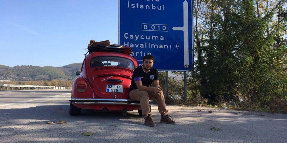 Zonguldak'a…