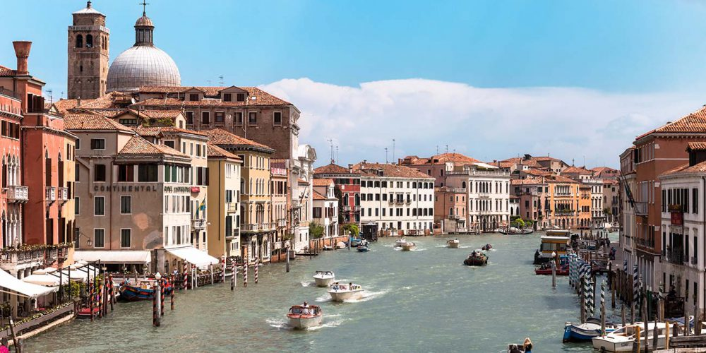 The Most Beautiful River Cities