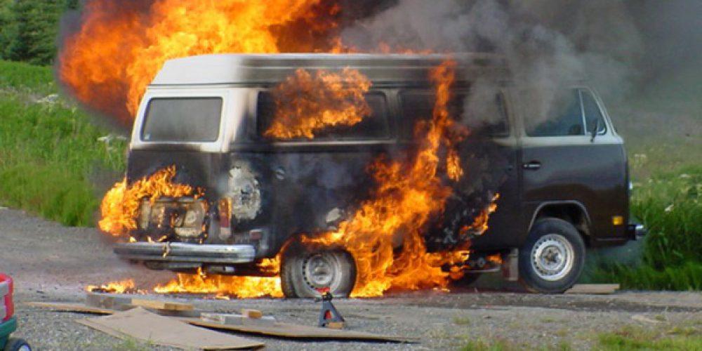 Motor Yangınlarını Önleme #1